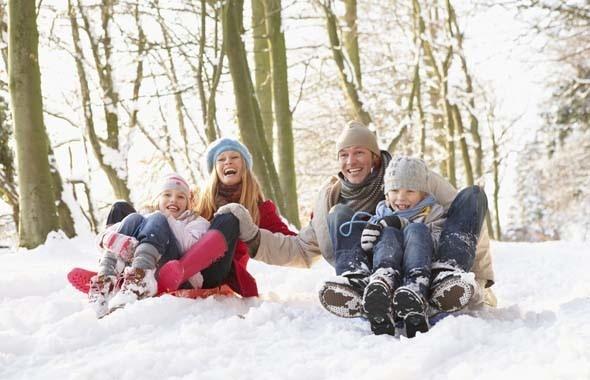 Де відпочити взимку з дітьми