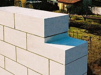 Использование пенобетона для строительства домов