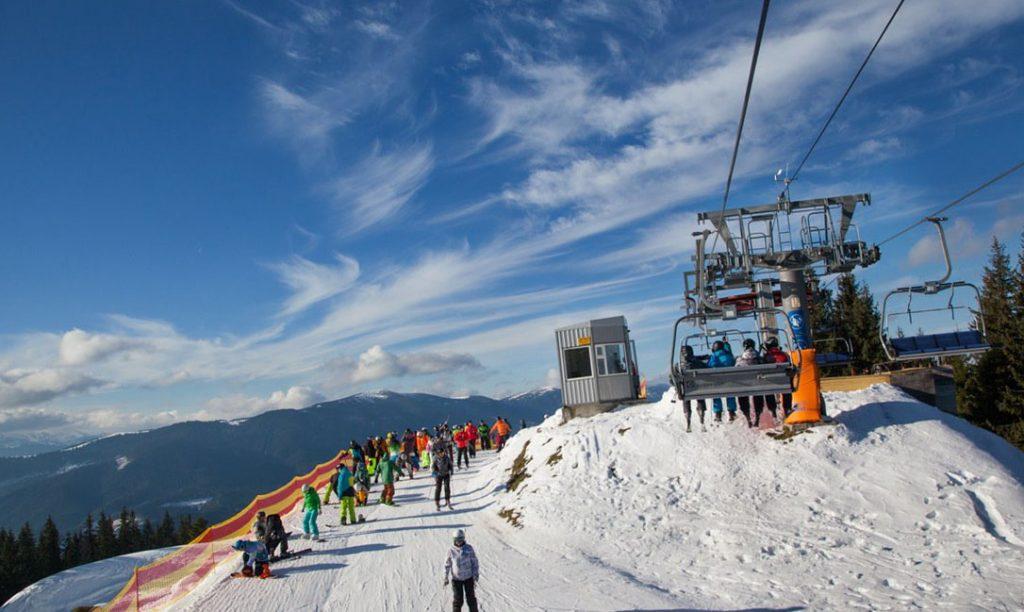 Гірсько-лижний курорт Буковель